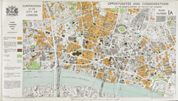Greater London Plan 1944. By Patrick Abercrombie